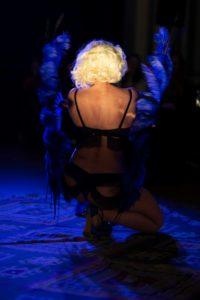 Blue Angel, Photo by Hrafna